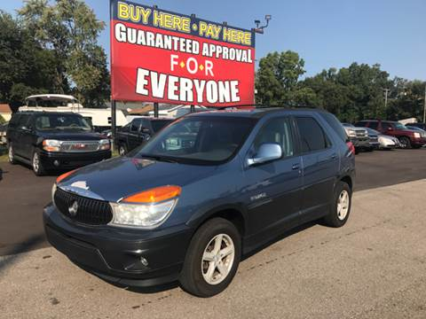 2002 Buick Rendezvous for sale in Wyoming, MI
