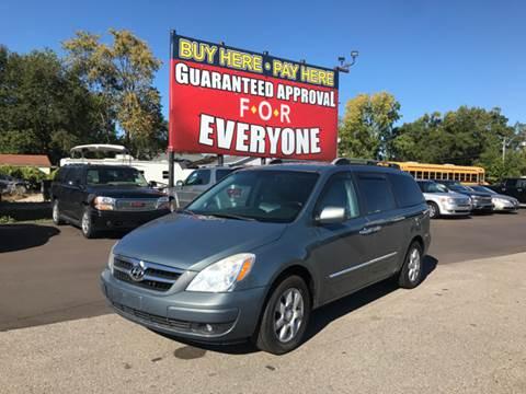 2007 Hyundai Entourage for sale in Wyoming, MI