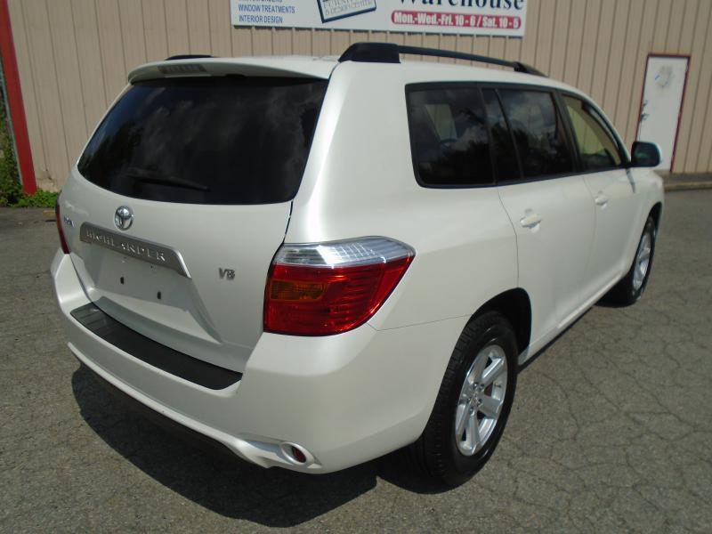 2008 Toyota Highlander 4dr SUV - Conway AR