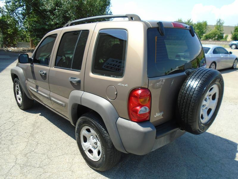 2002 Jeep Liberty 4dr Sport 4WD SUV - Conway AR