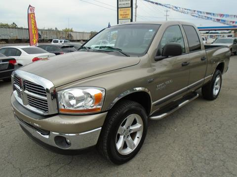 2006 Dodge Ram Pickup 1500 for sale in Conway, AR