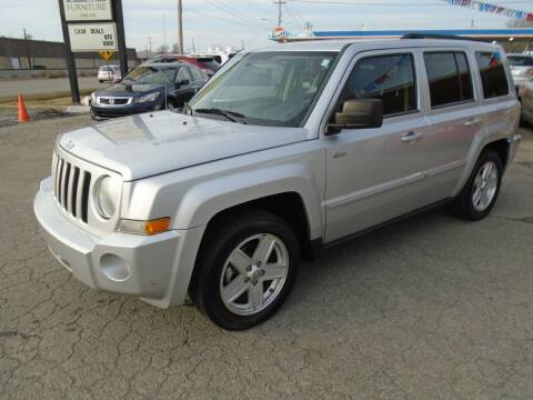 2010 Jeep Patriot Latitude for sale at H & R AUTO SALES in Conway AR