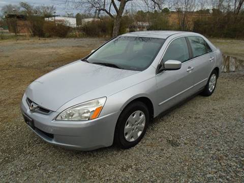 2004 Honda Accord LX for sale at H & R AUTO SALES in Conway AR
