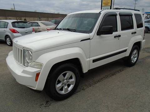 2009 Jeep Liberty Sport for sale at H & R AUTO SALES in Conway AR