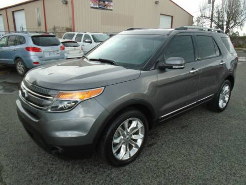2014 Ford Explorer Limited for sale at H & R AUTO SALES in Conway AR