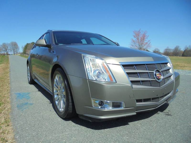 2010 Cadillac CTS for sale at TURN KEY OF CHARLOTTE in Mint Hill NC