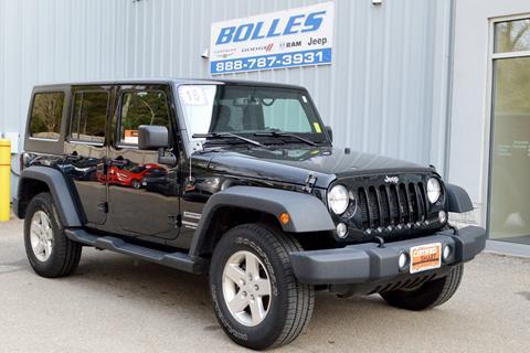 jeep wrangler for sale in stafford springs ct. Black Bedroom Furniture Sets. Home Design Ideas