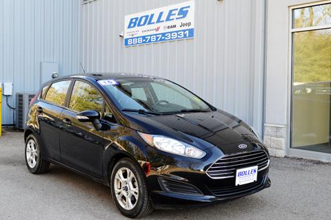Used ford fiesta for sale in connecticut for Bolles motors used cars