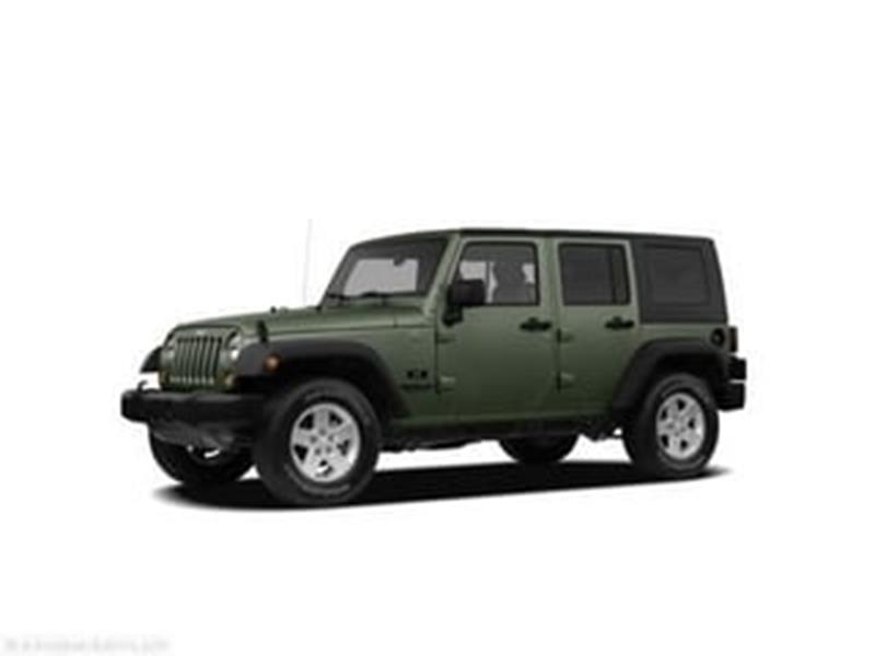 2007 Jeep Wrangler Unlimited X In Stafford Springs Ct Bolles