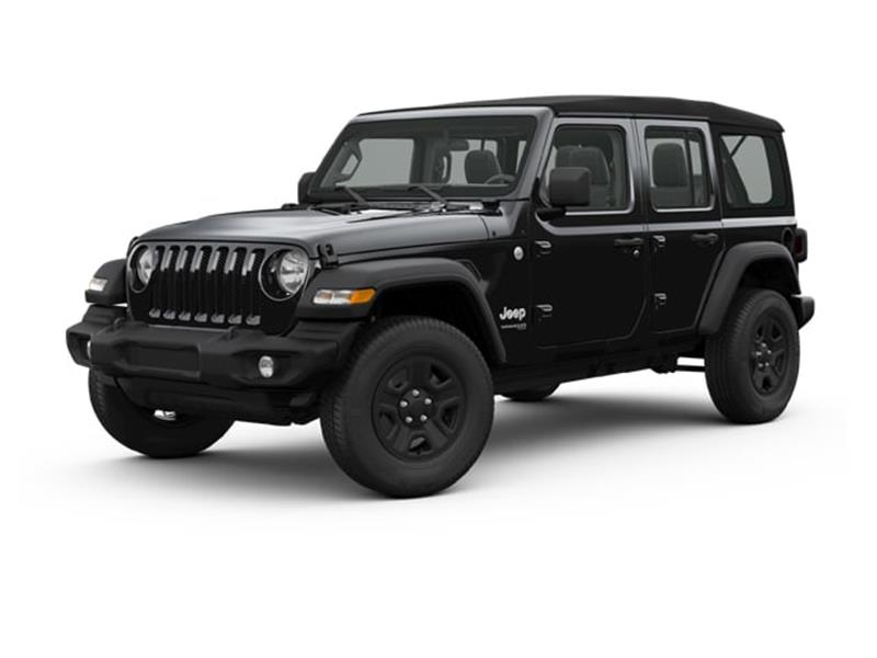 2018 Jeep Wrangler Unlimited Sport In Stafford Springs Ct Bolles