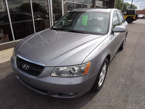 2006 Hyundai Sonata for sale in Eastlake, OH
