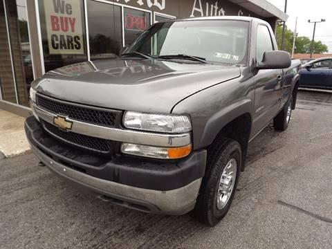 2002 Chevrolet Silverado 2500HD for sale in Eastlake, OH
