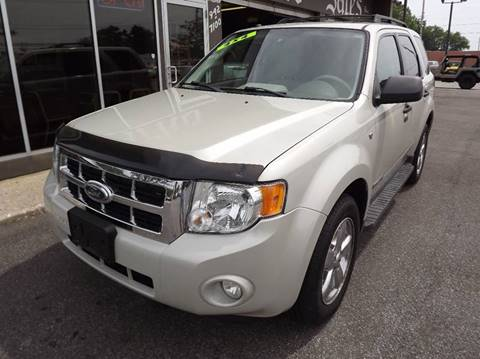 2008 Ford Escape for sale in Eastlake, OH