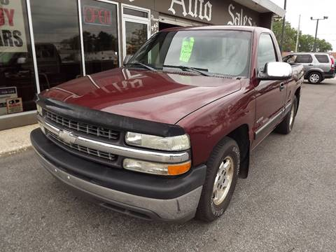 2002 Chevrolet Silverado 1500 For Sale - Carsforsale.com®