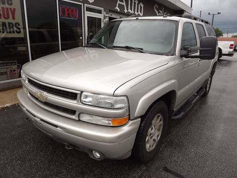 2004 Chevrolet Suburban for sale in Eastlake, OH