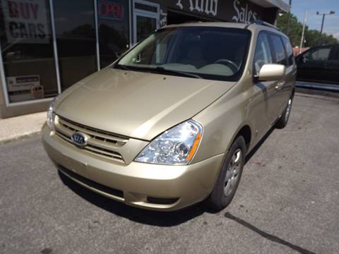 2009 Kia Sedona for sale in Eastlake, OH