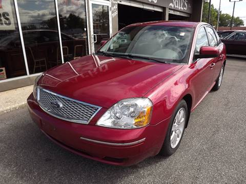 2007 Ford Five Hundred for sale in Eastlake, OH