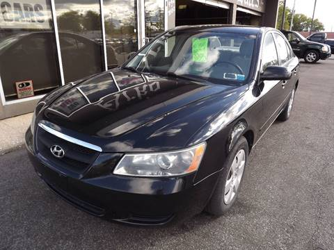 2007 Hyundai Sonata for sale in Eastlake, OH