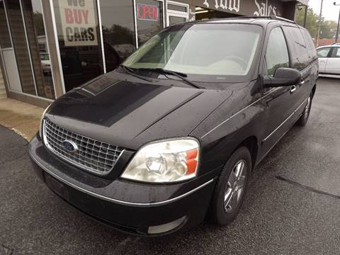 2006 Ford Freestar for sale in Eastlake, OH