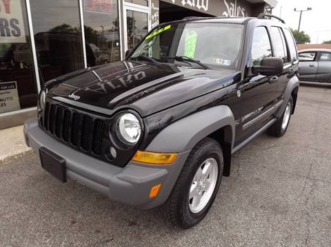 2005 Jeep Liberty for sale in Eastlake, OH