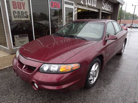 2000 Pontiac Bonneville for sale in Eastlake, OH
