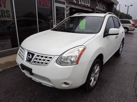 2010 Nissan Rogue For Sale >> Nissan Rogue For Sale In Eastlake Oh Arko Auto Sales