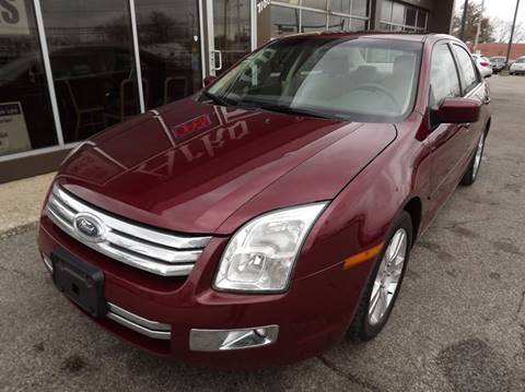 2007 Ford Fusion for sale at Arko Auto Sales in Eastlake OH