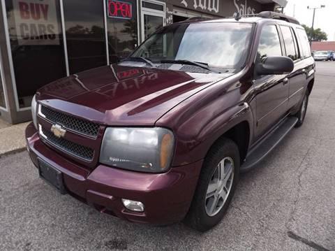 2006 Chevrolet TrailBlazer EXT for sale in Eastlake, OH