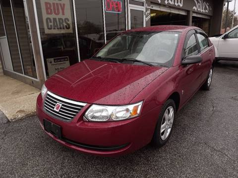 2007 Saturn Ion for sale in Eastlake, OH