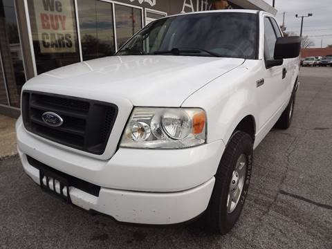 2005 Ford F-150 for sale at Arko Auto Sales in Eastlake OH