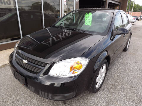 2006 Chevrolet Cobalt for sale at Arko Auto Sales in Eastlake OH