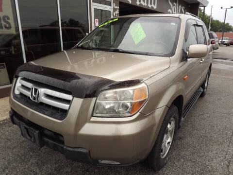 2006 Honda Pilot for sale at Arko Auto Sales in Eastlake OH