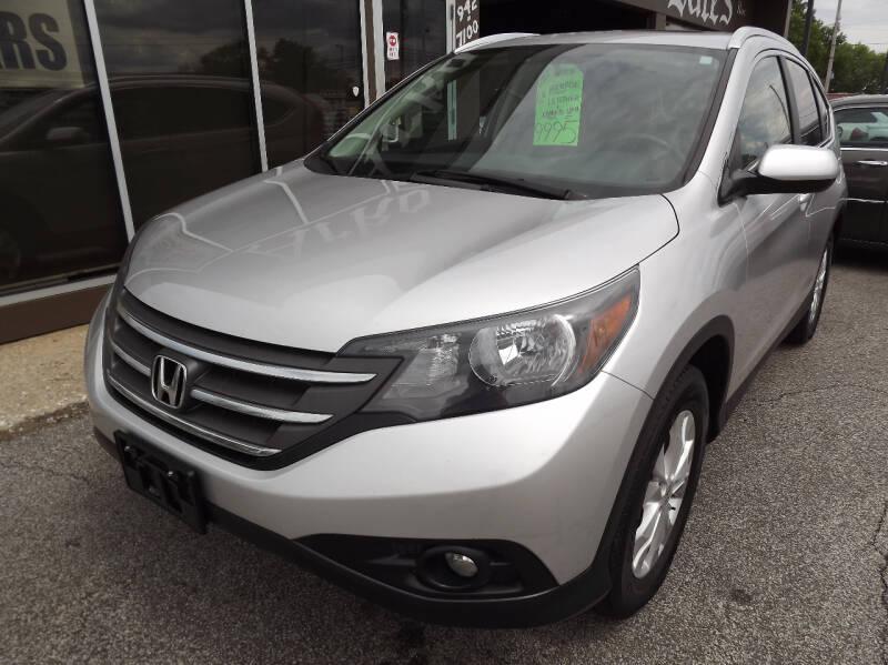 2012 Honda CR-V for sale at Arko Auto Sales in Eastlake OH