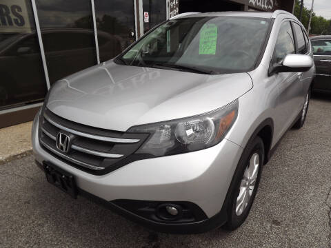 2012 Honda CR-V for sale at Arko Auto Sales in Eastlake OH
