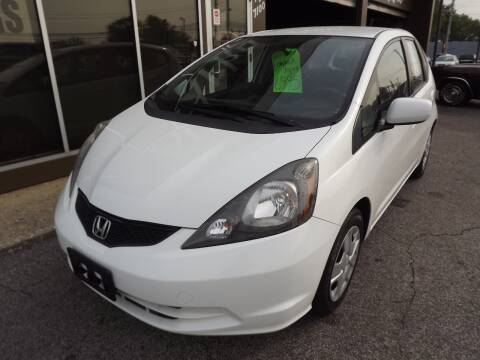 2013 Honda Fit for sale at Arko Auto Sales in Eastlake OH
