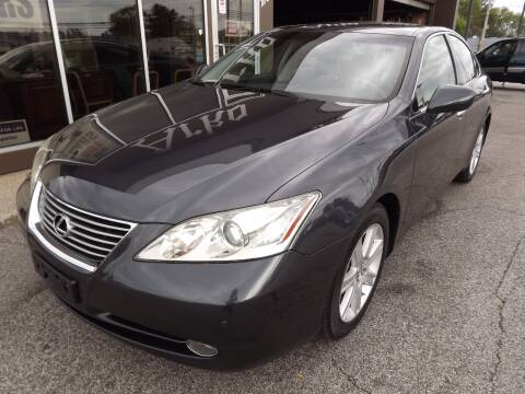 2008 Lexus ES 350 for sale at Arko Auto Sales in Eastlake OH
