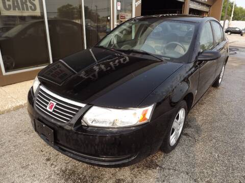 2007 Saturn Ion for sale at Arko Auto Sales in Eastlake OH