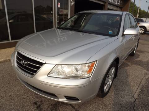 2009 Hyundai Sonata for sale at Arko Auto Sales in Eastlake OH