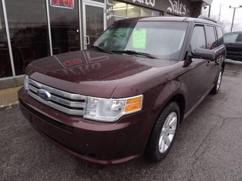 2010 Ford Flex for sale at Arko Auto Sales in Eastlake OH
