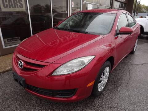 2009 Mazda MAZDA6 for sale at Arko Auto Sales in Eastlake OH