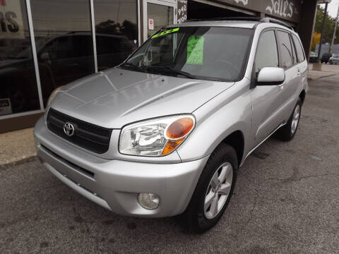 2005 Toyota RAV4 for sale at Arko Auto Sales in Eastlake OH