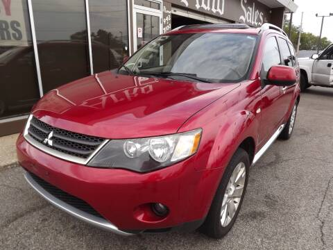 2008 Mitsubishi Outlander for sale at Arko Auto Sales in Eastlake OH