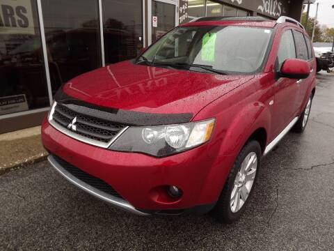 2008 Mitsubishi Outlander for sale at Arko Auto Sales in Eastlake OH