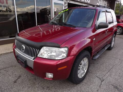 2006 Mercury Mariner for sale at Arko Auto Sales in Eastlake OH