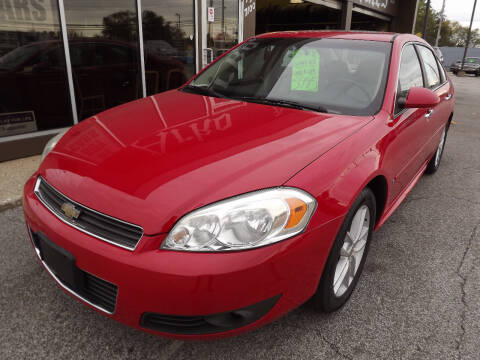 2010 Chevrolet Impala for sale at Arko Auto Sales in Eastlake OH