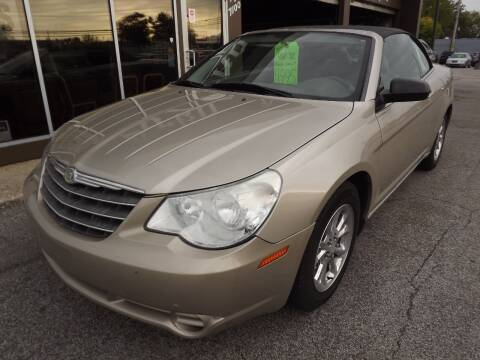 2008 Chrysler Sebring for sale at Arko Auto Sales in Eastlake OH