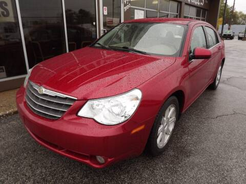 2009 Chrysler Sebring for sale at Arko Auto Sales in Eastlake OH