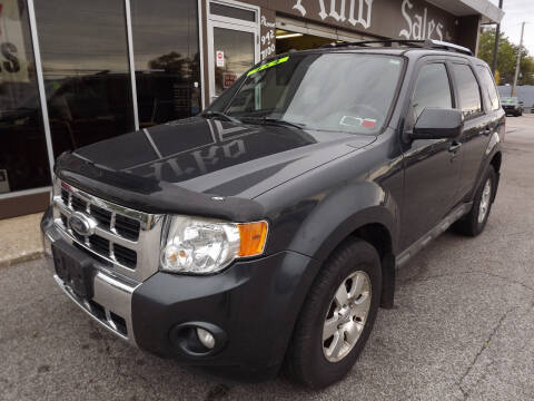 2009 Ford Escape for sale at Arko Auto Sales in Eastlake OH
