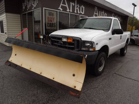 2003 Ford F-250 Super Duty for sale at Arko Auto Sales in Eastlake OH