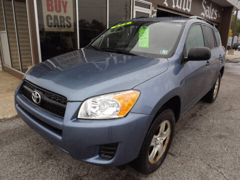 2012 Toyota RAV4 for sale at Arko Auto Sales in Eastlake OH